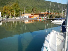 2 DAYS OF SAIL ON THE LAKE ANNECY